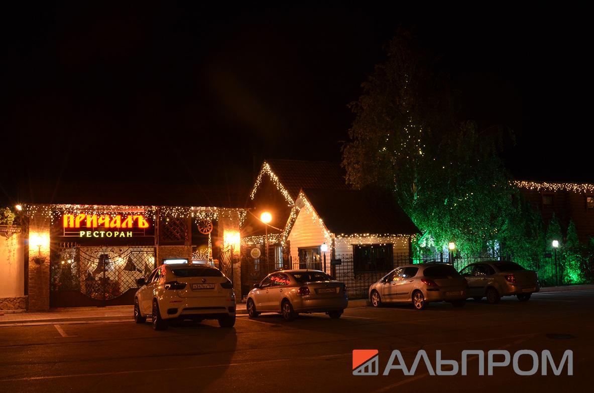 Украшение к новому году в Самаре и Тольятти