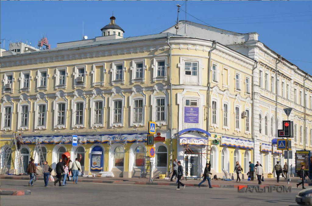 Вывески и наружная реклама в Ульяновске