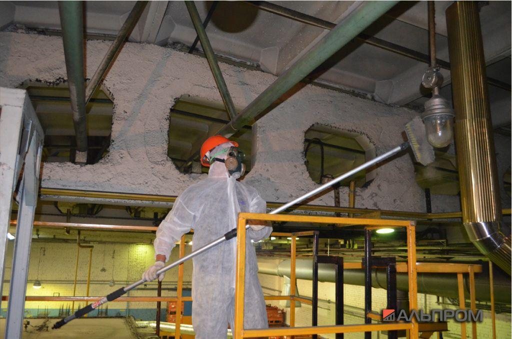 Обеспыливание производственных цехов в Тольятти и Самаре