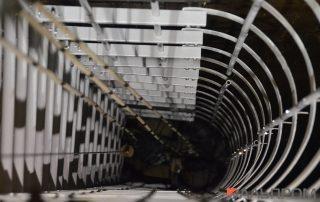 Стеклопластиковая лестница