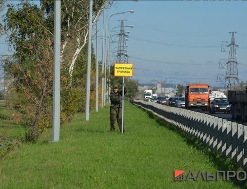 Информационные указатели — предупреждающие знаки для Жигулевской ГЭС