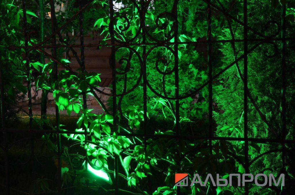 Светодиодная подсветка светодиодными прожекторами