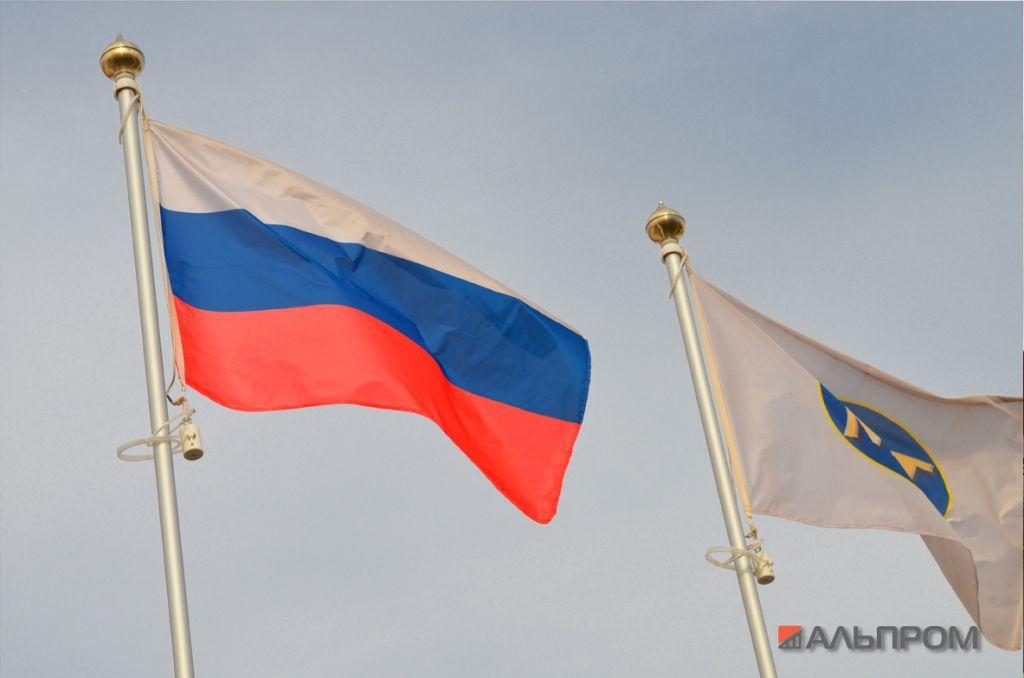 Флагштоки и флаги в Самаре